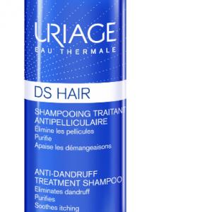 Sampon tratament antimatreata cu apa termala DS Hair, 200ml, Uriage