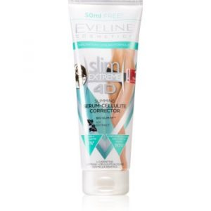 Eveline Cosmetics Slim Extreme ser cu efect de slabire, anticelulitic si de tonifiere