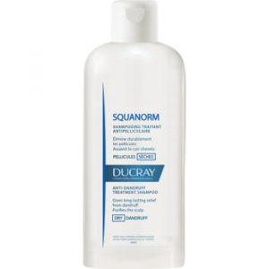 Ducray Squanorm șampon pentru par uscat si cu matreata