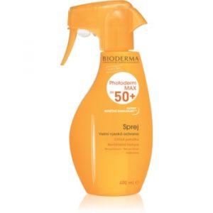 Bioderma Photoderm Max Spray spray autobronzant fara parfum SPF 50+