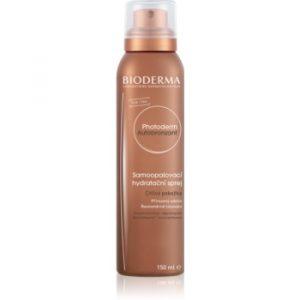 Bioderma Photoderm Autobronzant spray auto-bronzant pentru piele sensibila