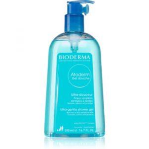Bioderma Atoderm Shower Gel gel de duș mătăsos pentru piele uscata si sensibila