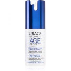 Uriage Age Protect cremă multi-activă pentru reîntinerire pentru ochi