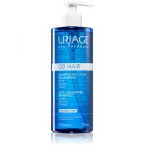 Uriage DS HAIR sampon anti-matreata pentru scalp iritat cu tendinta de ingrasare