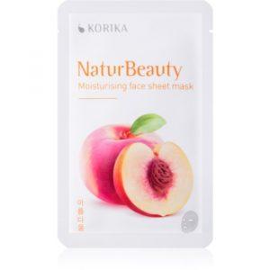 KORIKA NaturBeauty mască textilă hidratantă