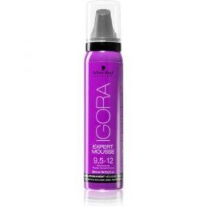 Schwarzkopf Professional IGORA Expert Mousse vopsea de par sub forma de spuma pentru păr