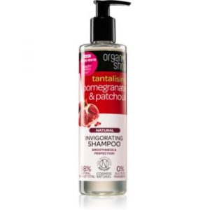 Organic Shop Natural Pomegranate & Patchouli sampon revigorant cu efect de hidratare