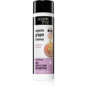 Organic Shop Organic Grape & Honey șampon de îngrijire delicată