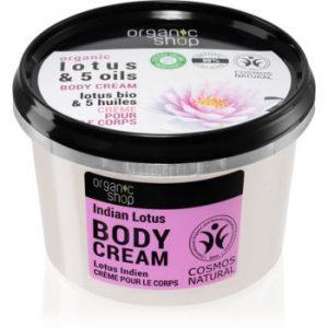 Organic Shop Organic Lotus & 5 Oils crema de corp