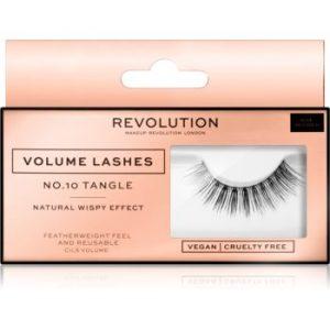Makeup Revolution False Lashes Volume Pentru fixarea genelor