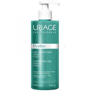 Gel de curatare Hyseac, 500ml, Uriage