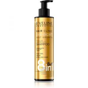 Eveline Cosmetics Oleo Expert șampon pentru a ajuta la intarirea si cresterea parului