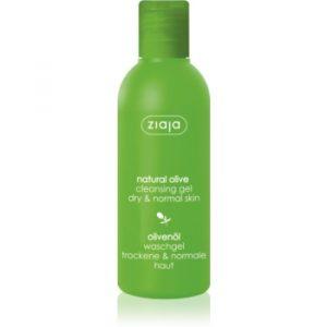 Ziaja Natural Olive gel de curățare cu extras din masline
