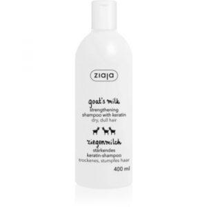 Ziaja Goat's Milk sampon fortifiant pentru păr uscat și deteriorat