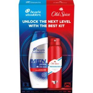 Head & Shoulders Men Ultra set cadou pentru bărbați