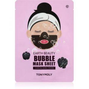 TONYMOLY Earth Beauty Bubble masca de fata pentru curatare