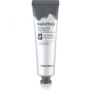 TONYMOLY Painting Therapy Pack mască cu argilă pentru ten gras