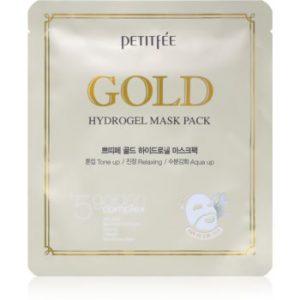 Petitfee Gold mască intensă cu hidrogel cu aur de 24 de karate