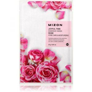 Mizon Joyful Time mască textilă hidratantă pentru micsorarea porilor