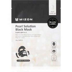 Mizon Pearl Solution mască textilă iluminatoare