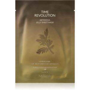 Missha Time Revolution Artemisia Masca gel hidratanta