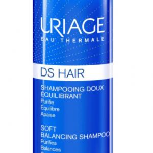 Sampon reechilibrant cu apa termala DS Hair, 200ml, Uriage