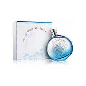 Apa de Toaleta Hermes Eau Des Merveilles Bleue, Femei, 100 ml