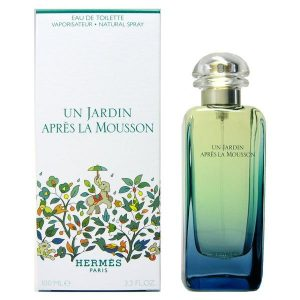 Apa de Toaleta Hermes Un Jardin Apres La Mousson, Femei, 100 ml
