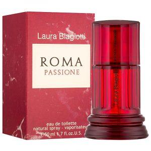 Apa de Toaleta Laura Biagiotti Roma Passione, Femei, 50ml