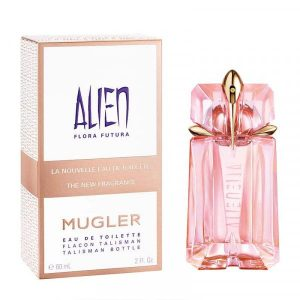 Apa de Toaleta Thierry Mugler Alien Flora Futura, Femei, 60 ml