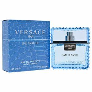 Apa de Toaleta Versace Man Eau Fraiche, Barbati, 50ml