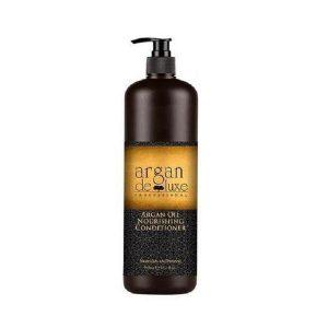 Tratament balsam hrănitor pentru par Argan de Luxe Professional 1000 ml
