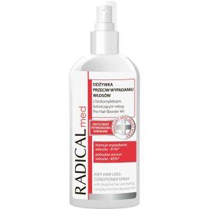 Balsam Spray Impotriva Caderii Parului - Farmona Radical Med Anti Hair Loss Conditioner Spray, 200ml
