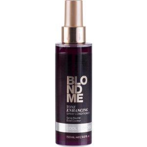 Balsam Spray pentru Par Blond Rece - Schwarzkopf Blond Me Tone Enhancing Spray Conditioner Cool Blondes, 150ml