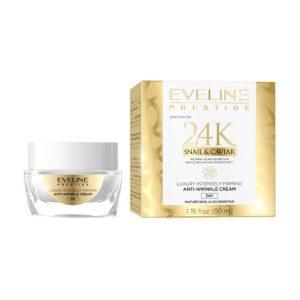 Crema de zi anti-rid Eveline Prestige