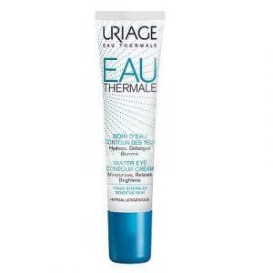 Crema hidratanta anti-oboseala pentru conturul ochilor Uriage