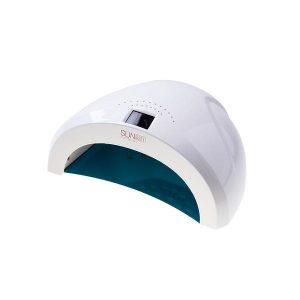 Lampa manichiura UV LED SUN-1, 48 W, alb - Gonga