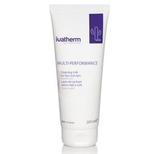 Lapte demachiant pentru piele sensibila si uscata Multi-Performance Ivatherm