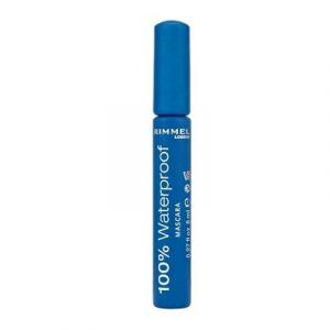 Mascara Rimmel 100% Waterproof, 8 ml