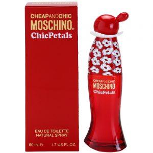 Apa de Toaleta Moschino Cheap And Chic Chic Petals, Femei, 50ml