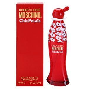 Apa de Toaleta Moschino Cheap And Chic Chic Petals, Femei, 100ml