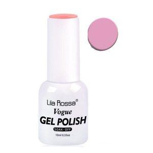 Oja Semipermanenta Vogue 103 Pink Colada Lucios Lila Rossa, 10 ml