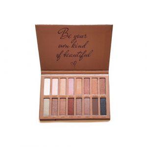 Paleta de culori Lamora Beauty Exposed