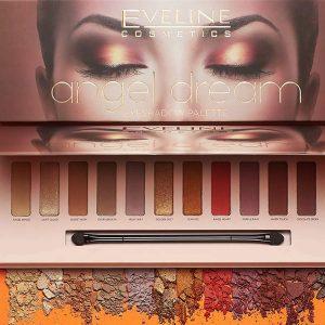 Paleta de farduri Eveline Cosmetics Angel Dream