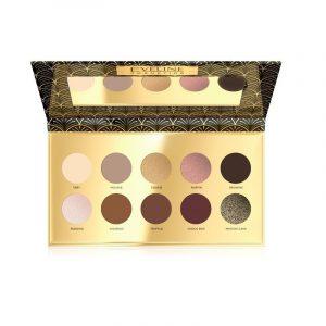 Paleta de farduri Eveline Cosmetics Chocolate