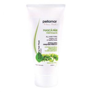 Mască pentru stimularea creşterii părului - extract de urzică Pell Amar 90082