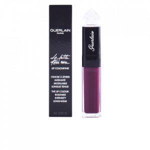 Ruj de buze mat Guerlain La Petite Robe Noir, 6 ml