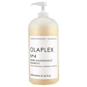 Sampon de Intretinere pentru Toate Tipurile de Par - OLAPLEX No. 4 Bond Maintenance Shampoo, 2000ml