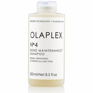 Sampon de Intretinere pentru Toate Tipurile de Par - OLAPLEX No. 4 Bond Maintenance Shampoo, 250ml