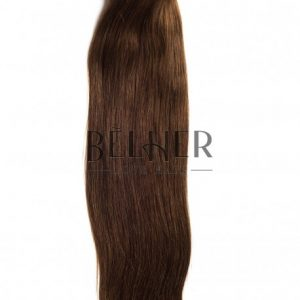 Extensii Clip-On Deluxe Saten Natural
